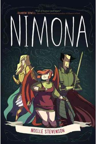Nimona HC