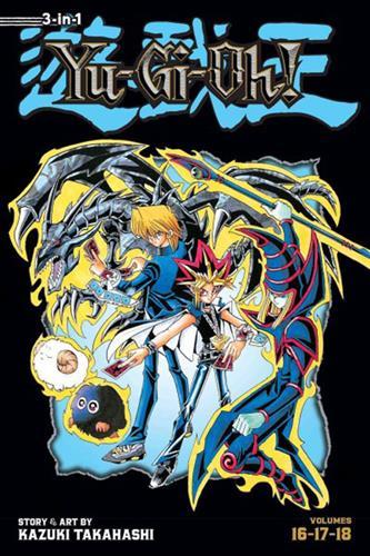 Yu-Gi-Oh 3-In-1 vol. 6 (vol. 16-18)