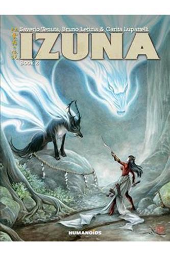 Izuna Oversize Dlx HC Book 2
