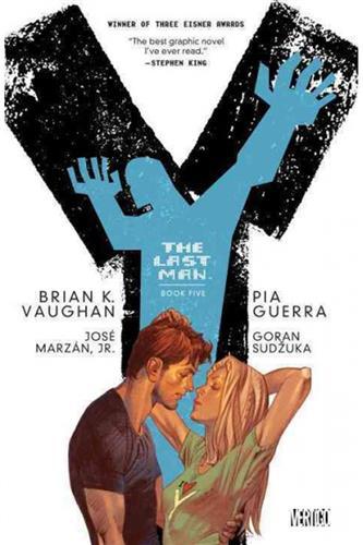 Y the Last Man Book 5