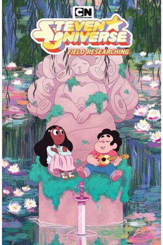 Steven Universe Ongoing vol. 3: Field Researching