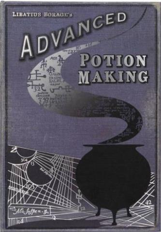 Harry Potter - Advanced Potion-Making, Notesbog