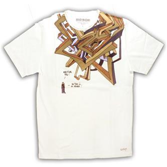 T-shirt Moebius, Escher