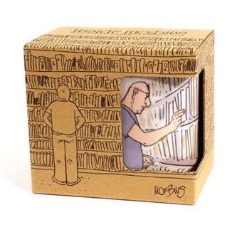 Moebius - Bibliotekaren