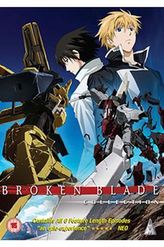 Broken Blade - Complete (Ep. 1-6) DVD