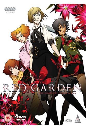 Red Garden - Complete (Ep. 1-22 & OVA) DVD
