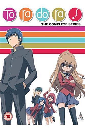 Toradora - Complete (Ep. 1-25 & OVA) DVD