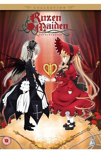 Rozen Maiden: Zuruckspulen (DVD)