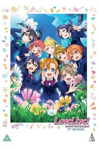 Love Live! School Idol Project - Season 2 (Ep.1-13) DVD