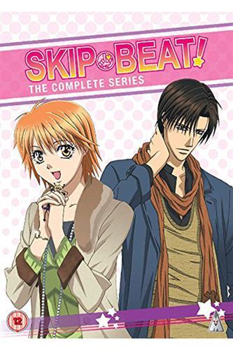 Skip Beat - Complete (Ep. 1-25) DVD