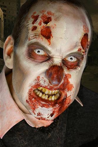 Make-up Kit, Zombie