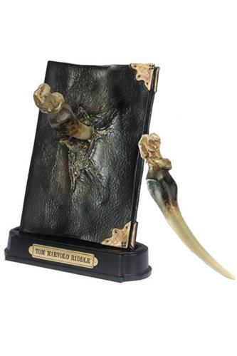 Harry Potter - Basilisktand & Dagbog, Skulptur