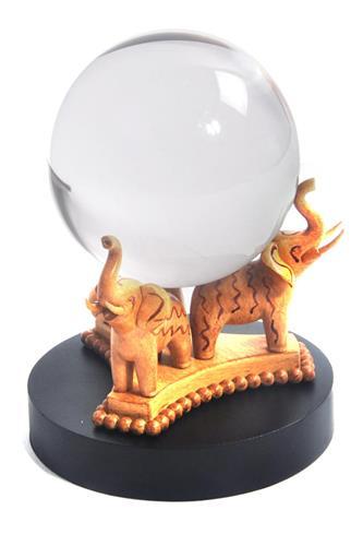 Harry Potter - Divination Krystalkugle, Skulptur