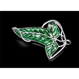 Elven Leaf of Lorien - brooch