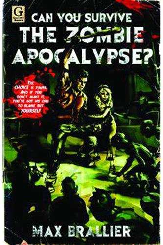 Can You Survive the Zombie Apocalypse (Paperback)