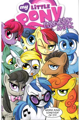 My Little Pony Friendship Is Magic vol. 3