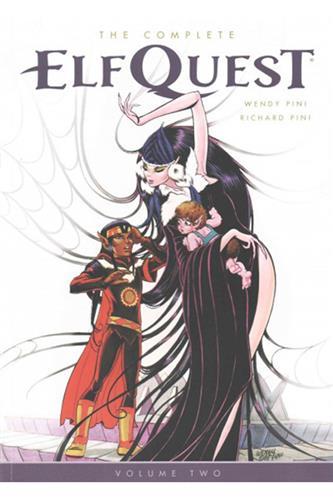 Complete Elfquest vol. 2
