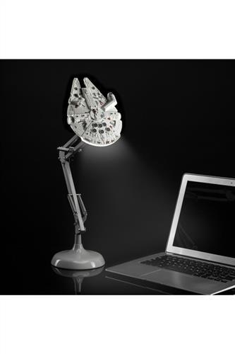 STAR WARS - Millennium Falcon Posable Desk Light