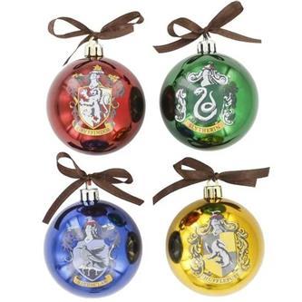 4 x Tree Decorations Harry Potter