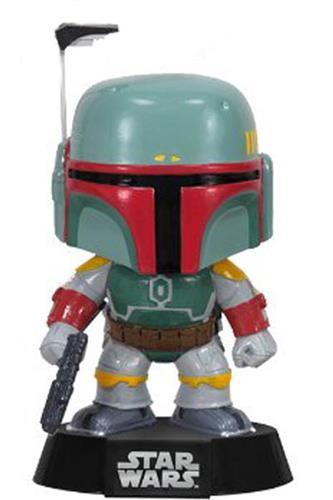 Star Wars - Pop! - Boba Fett