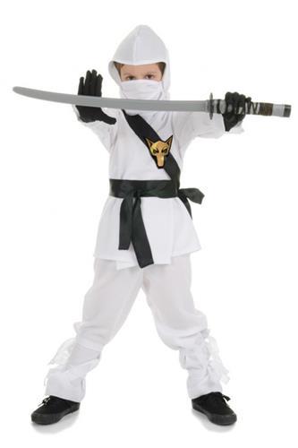 Hvid Ninja