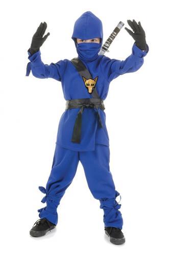 Blå Ninja