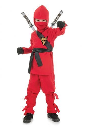 Rød Ninja