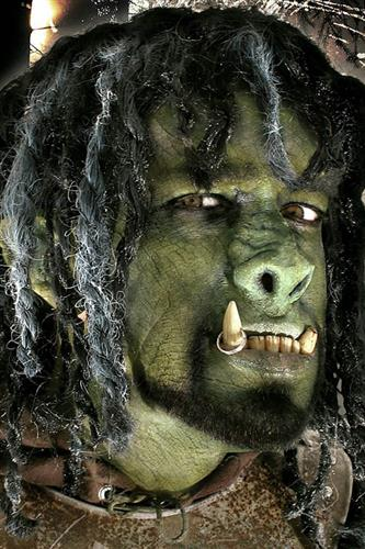 Orc Nose