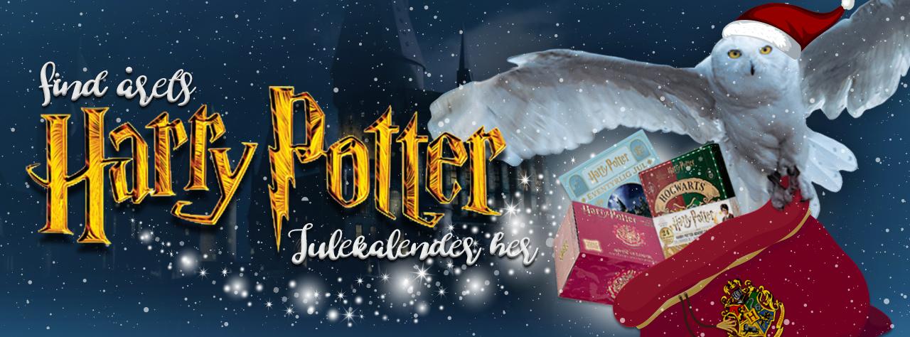 Harry Potter Julekalender 2021
