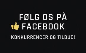 Følg os på Facebook - konkurrencer og tilbud