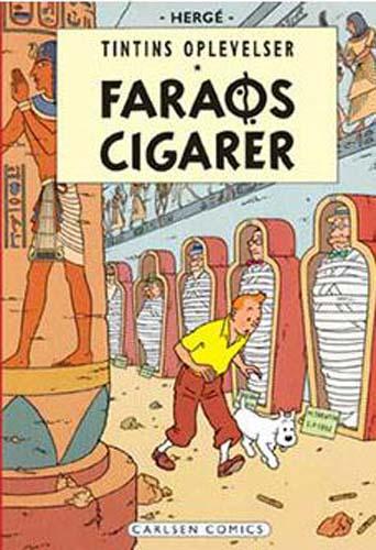 Tegneserier på dansk