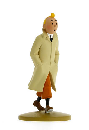 Om Tintin-merchandise