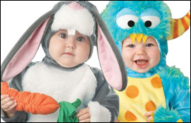 Baby Kostumer (0-1 år)