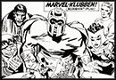 Marvel Klubbens Årshæfter