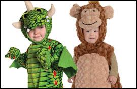 Toddler Kostumer (1-3 år)